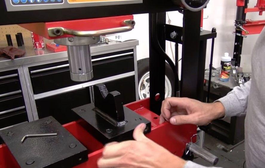prensa de taller hidraulica comprar