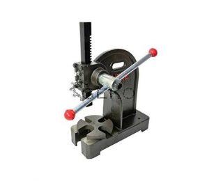 La prensa mecánica: Tipos, funcionamiento y partes