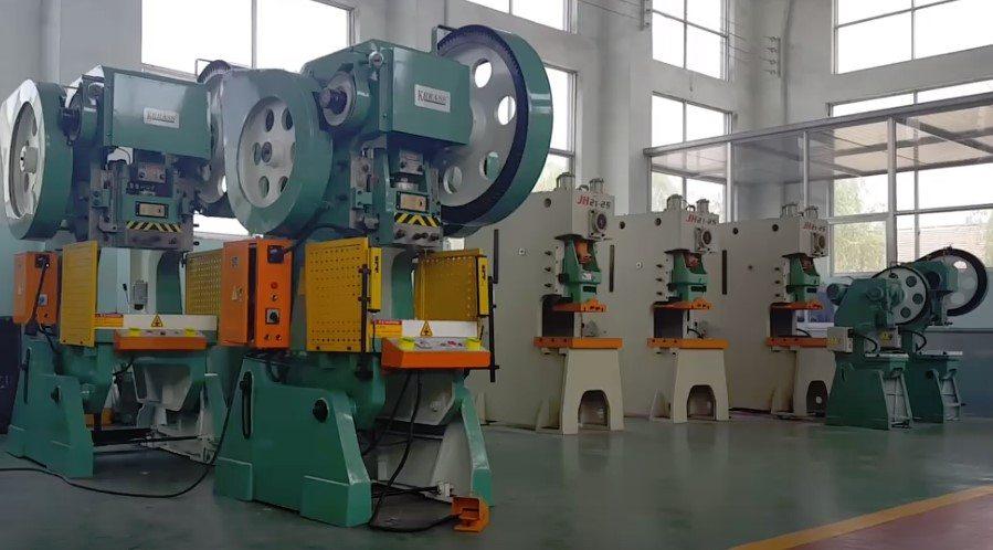 prensa mecanica