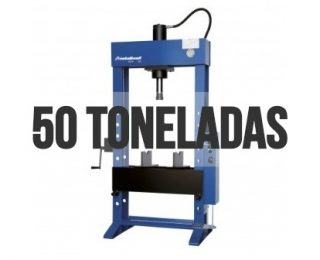 Las prensas hidráulicas de 50toneladas