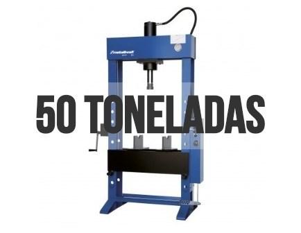 comprar prensa hidraulica 50 toneladas