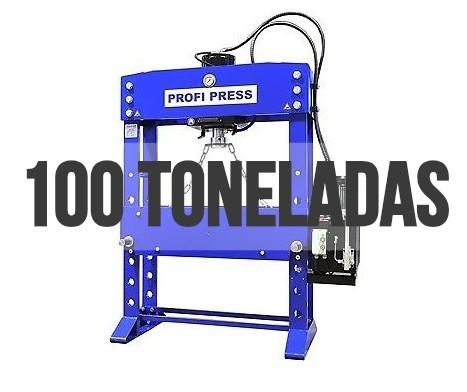prensa hidraulica 100 toneladas