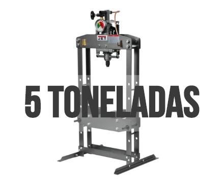 prensa hidraulica 5 ton